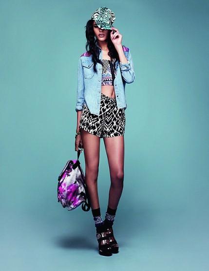 Лукбуки: Zara, Topshop, Massimo Dutti и другие. Изображение № 33.