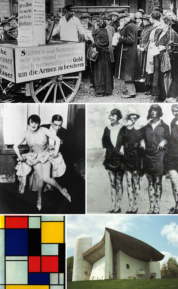Баухаус: Революция в дизайне, которая всё изменила. Изображение № 2.