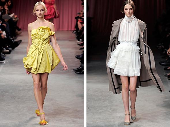Неделя моды в Париже: день третий. Изображение № 12.