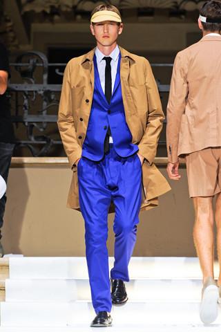 Неделя мужской моды в Милане: День 1. Изображение № 40.
