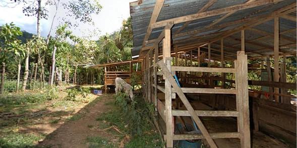 The paradise builders. Экопоселения Южной и Центральной Америк. Изображение № 21.