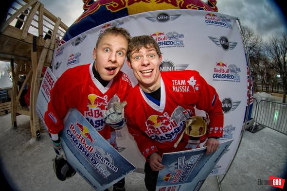 Red Bull Crashed ICE отборочный этап (Москва, Парк Горького). Изображение № 13.