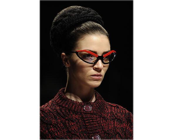 Показ Prada на Неделе моды в Милане. Изображение № 37.