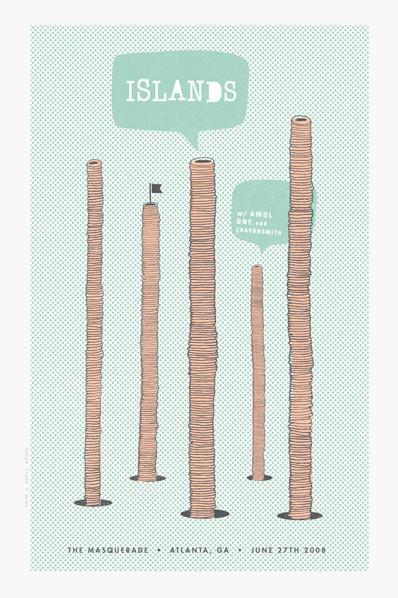 Музыкальные плакаты. Изображение № 15.