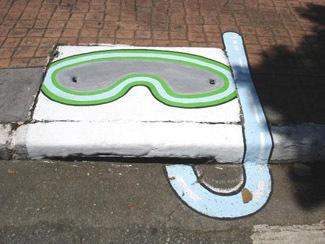 Уличные художники Сан-Пауло делают город веселее. Изображение № 5.