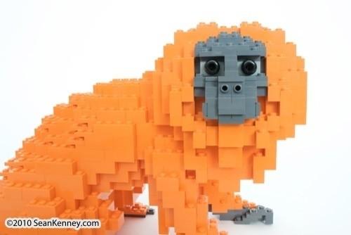 Изображение 45. Lego art: Люди, продолжающие играть.. Изображение № 45.