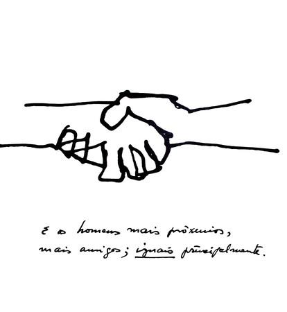 Оскар Нимейер – Рисунки. Изображение № 6.