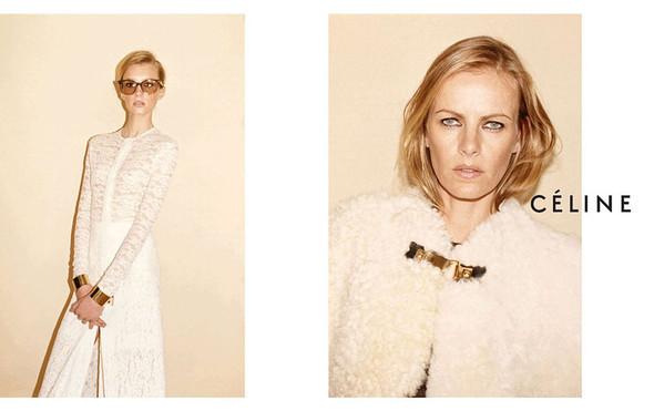 Рекламные кампании: Celine, Calvin Klein, Dolce & Gabbana и другие. Изображение № 2.