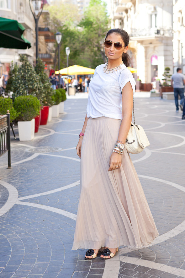 Baku Street Fashion | Spring 2012. Изображение № 15.