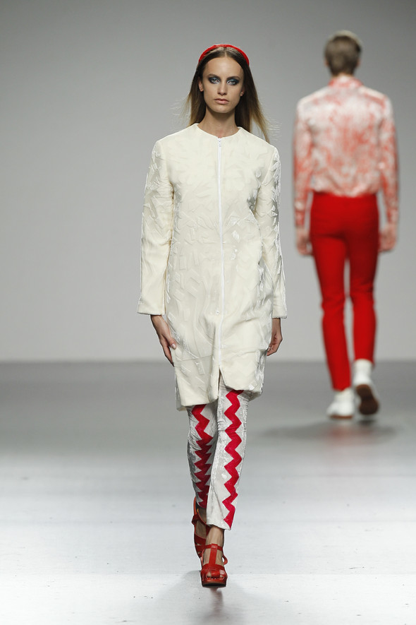 Madrid Fashion Week A/W 2012: River William. Изображение № 19.