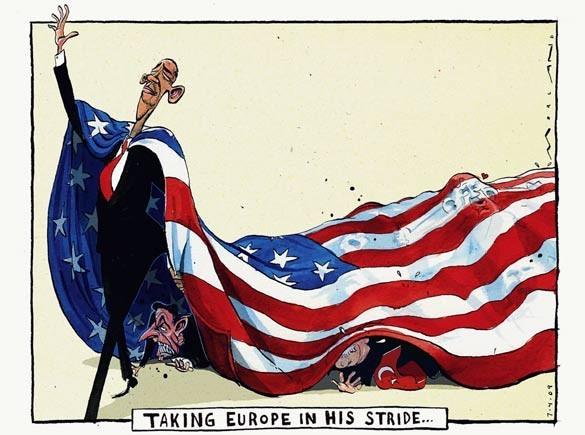 Политические карикатуры отMorten Morland. Изображение № 4.