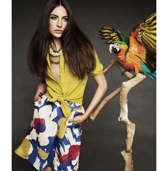 Изображение 31. Рекламные кампании: Givenchy, Tom Ford и другие.. Изображение № 27.