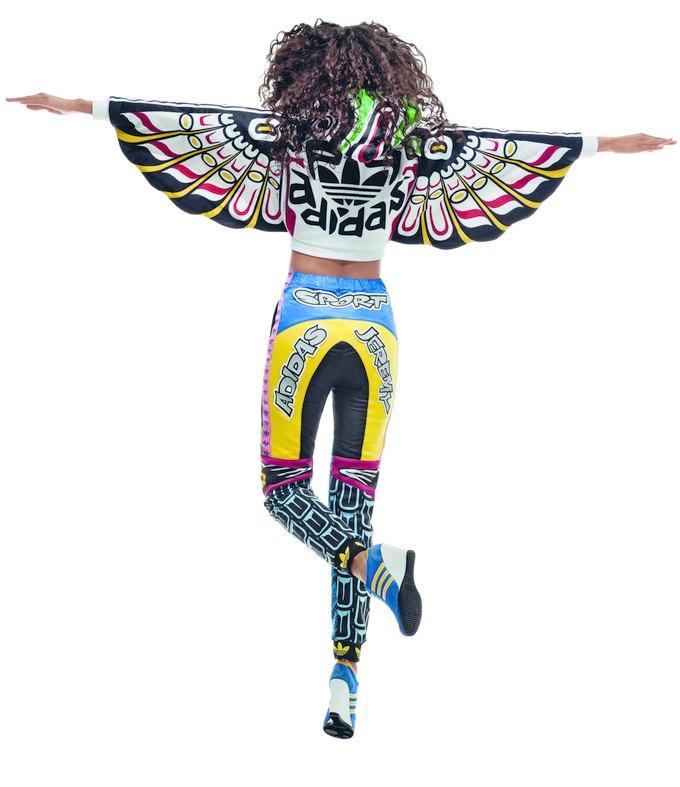 Джереми Скотт и Adidas показали совместную коллекцию. Изображение № 7.