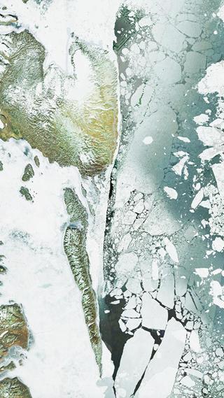 Сайт дня: обои для айфонов из спутниковых карт. Изображение № 13.