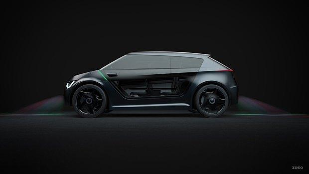 Концепт: как будет выглядеть транспорт в 2029 году. Изображение № 1.