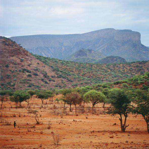 Женщины племени Химба. Намибия. Изображение № 1.