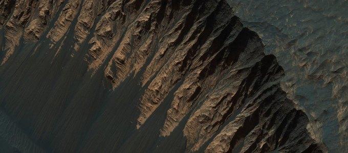НАСА издаст атлас Марса. Изображение № 8.