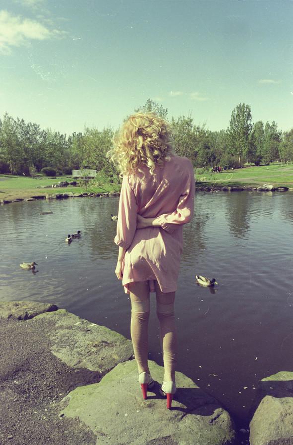 Icelandic fashion photographer Saga Sigurdardottir. Изображение № 8.