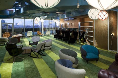 Новая штаб-квартира Google в Лондоне. Изображение № 13.