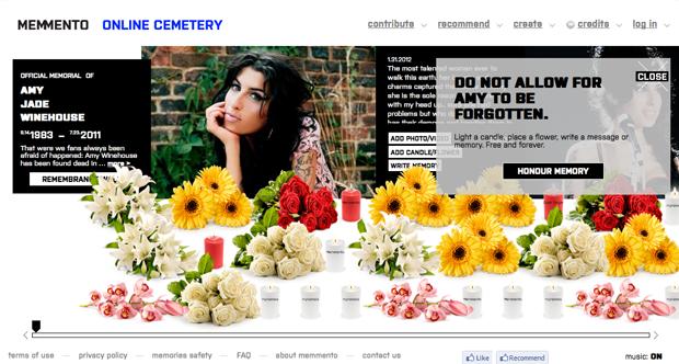 В интернете открылось свое кладбище. Изображение №3.
