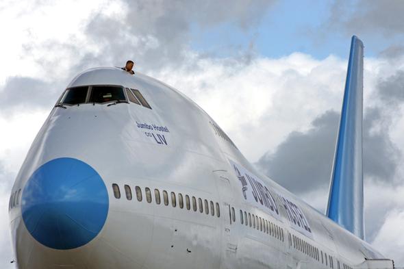 Отель «Боинг-747». Изображение № 1.