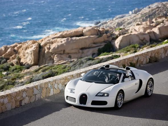 Bugatti Veyron Grand Sport. Изображение № 6.