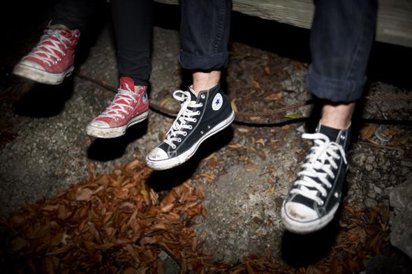 Новости ЦУМа: Легендарные Converse на четвертом этаже. Изображение № 2.