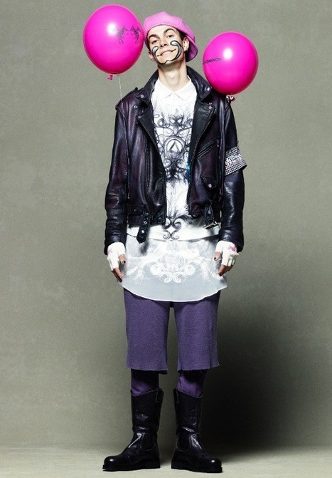 PHENOMENON A/W 2011 - PINK CLOWN. Изображение № 18.