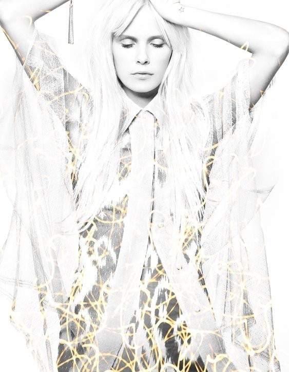 5 новых съемок: Elle, Harper's Bazaar, Numero и Vogue. Изображение № 6.