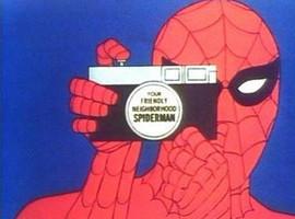 Всемирная паутина: История Человека-паука за полвека. Изображение №6.