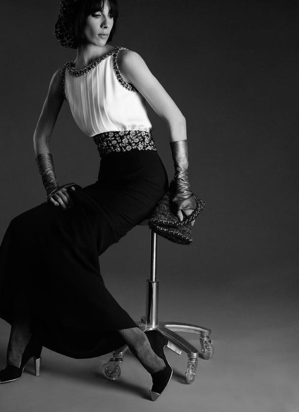Лукбуки: Carven, Les Petites, Chanel и другие. Изображение № 57.