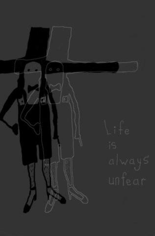 Только потому что крест-часть вторая. Изображение № 137.