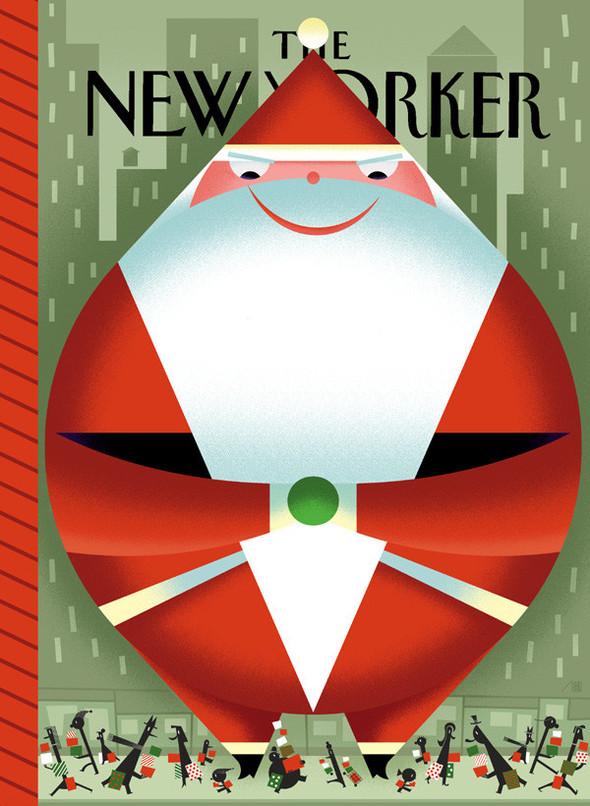 10 иллюстраторов журнала New Yorker. Изображение №81.