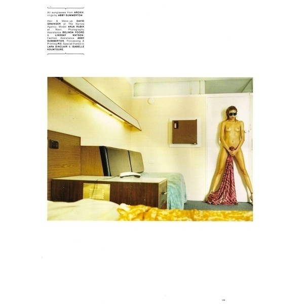 Изображение 28. Съемки: i-D, Interview, POP и Vogue.. Изображение № 28.