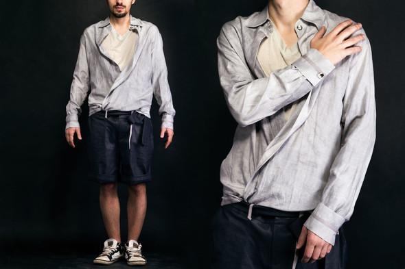 Look-Book: DOMANOFF S/S 2012. Изображение № 14.