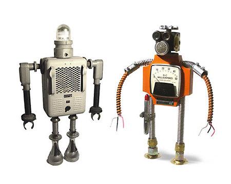 Роботы-скульптуры Gordon Bennett. Изображение № 5.