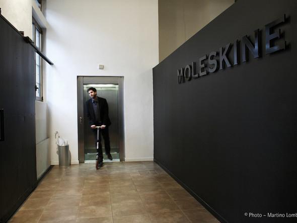 Офис Moleskine. Изображение № 14.