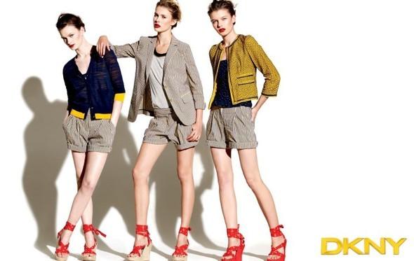 Рекламная кампания DKNY Pre-Fall. Изображение № 3.
