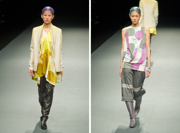 Japan Fashion Week AW 2010 - 2011. Изображение № 6.