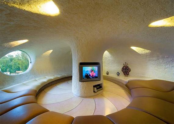 Изображение 9. Shell House: дом-моллюск в Мексике.. Изображение № 8.