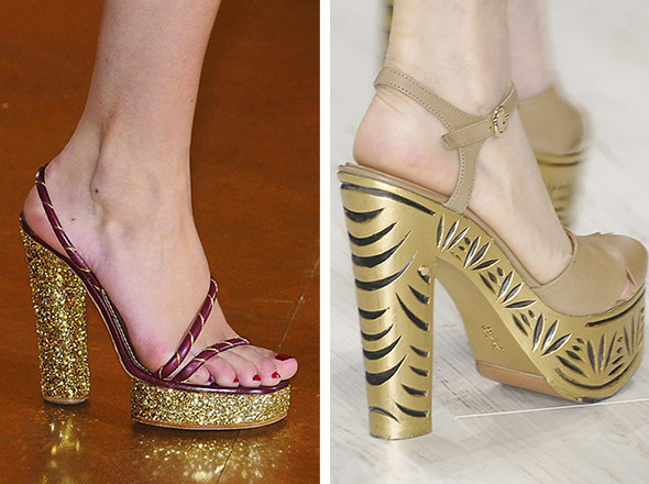 Walking in my shoes: 10 тенденций обуви весны-лета 2011. Изображение № 81.