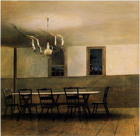 Andrew Wyeth- живопись длясозерцания иразмышления. Изображение № 2.
