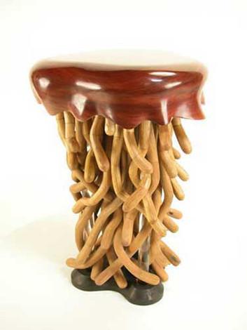 Кресло из дикобраза. Изображение № 3.