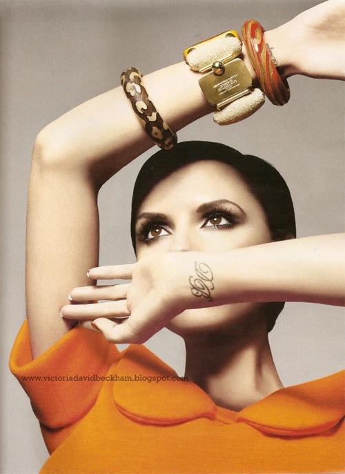 Posh Spice вновом Vogue (Россия). Изображение № 7.