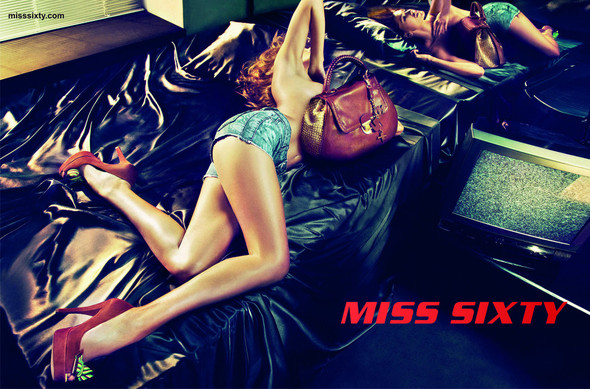Кампания: Miss Sixty SS 2012. Изображение № 1.