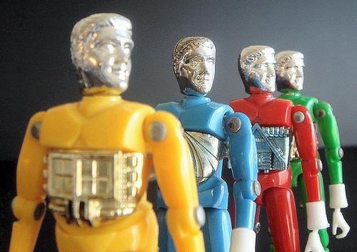 Микронавты итрансформеры: игрушки вкино. Изображение № 3.