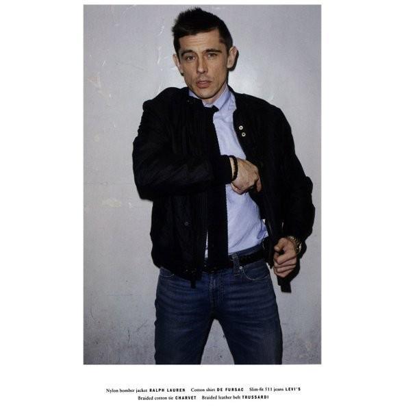 Изображение 31. Мужские съемки: GQ, Vogue Hommes и другие.. Изображение № 29.