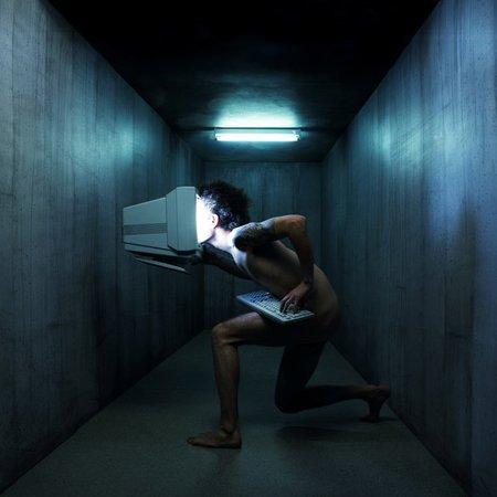 Фотосерия Дениса Рувра- Addict. Изображение № 6.