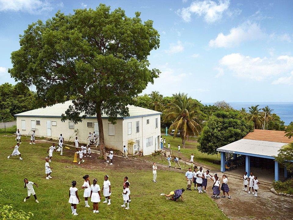 Фото: как выглядят детские площадки вразных странах мира . Изображение № 15.