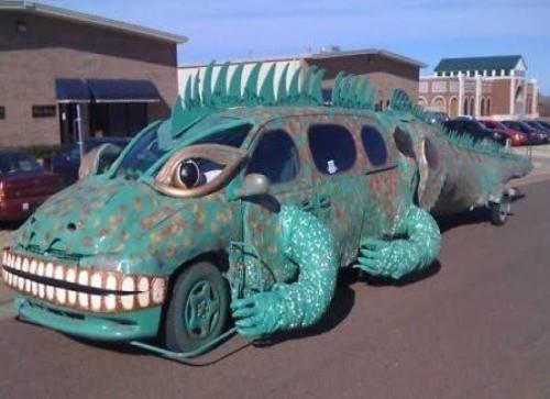 Машина-зверь!. Изображение № 6.